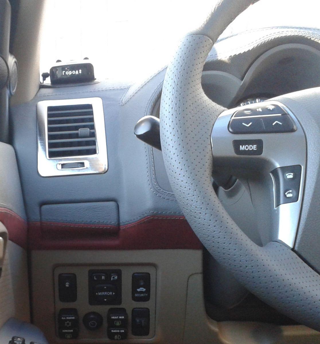 На руле теперь работает управление телефоном и дисплеем (трипом).