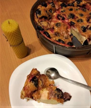 Бретонский пирог со сливами_.jpg